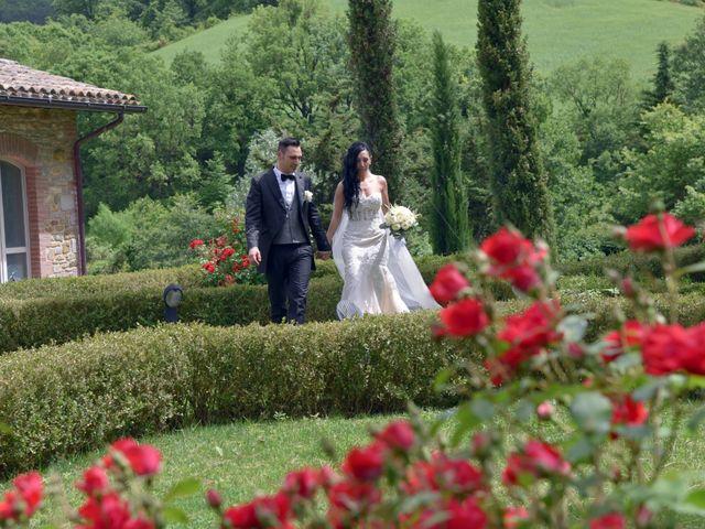 Il matrimonio di Antonio e Elisabetta a Gubbio, Perugia 39