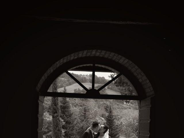 Il matrimonio di Antonio e Elisabetta a Gubbio, Perugia 41
