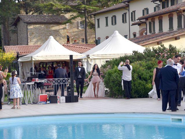 Il matrimonio di Antonio e Elisabetta a Gubbio, Perugia 46