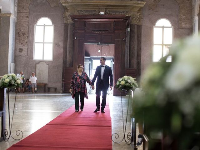 Il matrimonio di Thomas e Silvia a Trevignano Romano, Roma 11