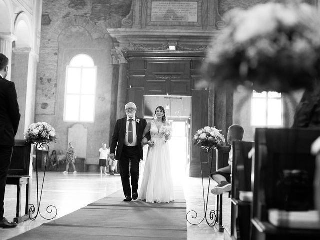 Il matrimonio di Thomas e Silvia a Trevignano Romano, Roma 12