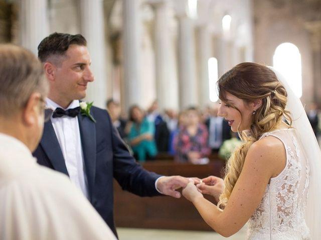 Il matrimonio di Thomas e Silvia a Trevignano Romano, Roma 15