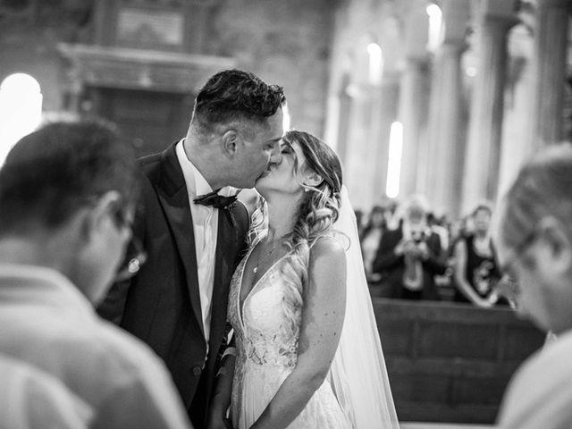 Il matrimonio di Thomas e Silvia a Trevignano Romano, Roma 16