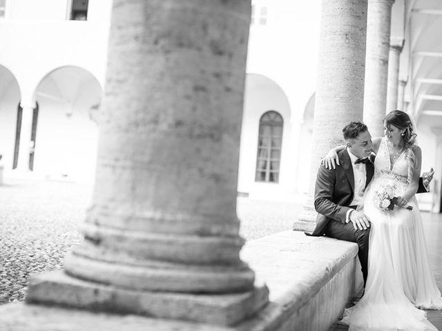 Il matrimonio di Thomas e Silvia a Trevignano Romano, Roma 17