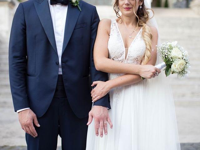 Il matrimonio di Thomas e Silvia a Trevignano Romano, Roma 18