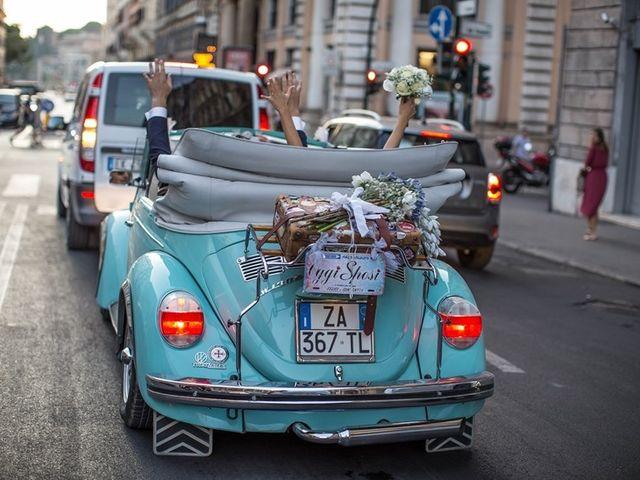 Il matrimonio di Thomas e Silvia a Trevignano Romano, Roma 20