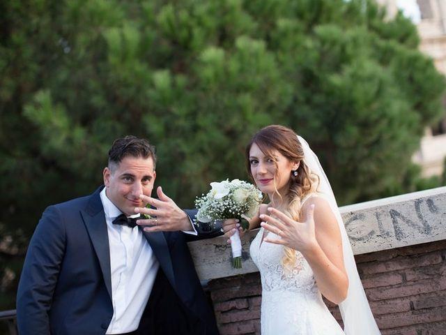 Il matrimonio di Thomas e Silvia a Trevignano Romano, Roma 21