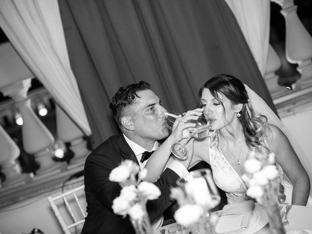 Il matrimonio di Thomas e Silvia a Trevignano Romano, Roma 28