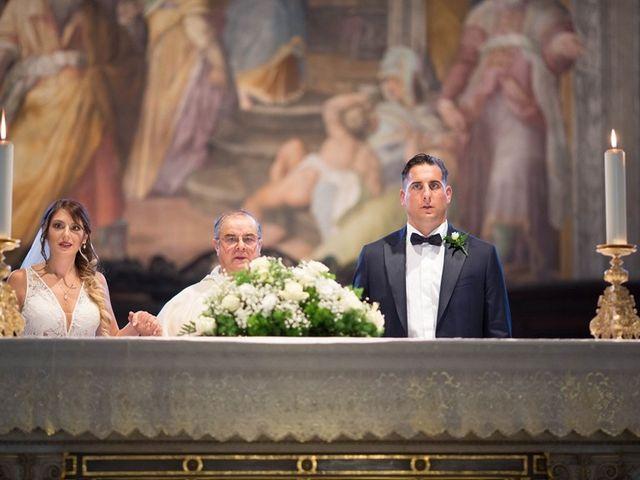 Il matrimonio di Thomas e Silvia a Trevignano Romano, Roma 53
