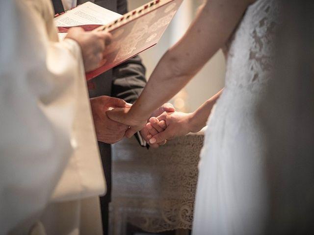 Il matrimonio di Thomas e Silvia a Trevignano Romano, Roma 54