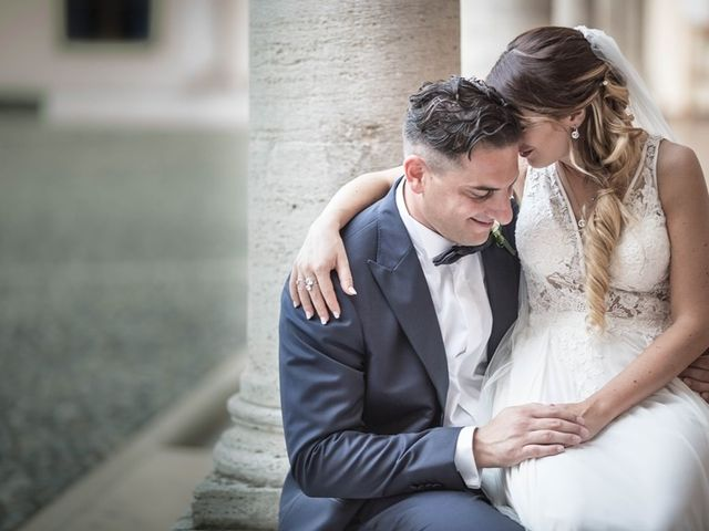 Il matrimonio di Thomas e Silvia a Trevignano Romano, Roma 1