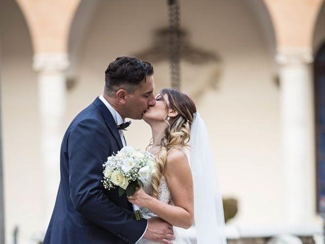 Il matrimonio di Thomas e Silvia a Trevignano Romano, Roma 64