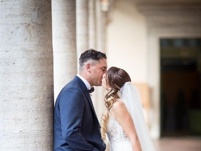 Il matrimonio di Thomas e Silvia a Trevignano Romano, Roma 66