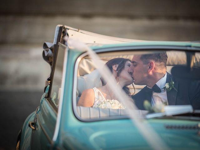 Il matrimonio di Thomas e Silvia a Trevignano Romano, Roma 67