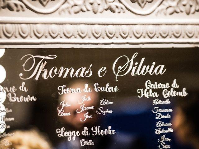 Il matrimonio di Thomas e Silvia a Trevignano Romano, Roma 68
