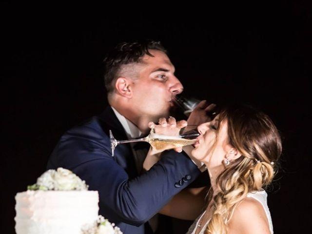 Il matrimonio di Thomas e Silvia a Trevignano Romano, Roma 79