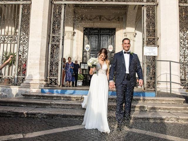 Il matrimonio di Thomas e Silvia a Trevignano Romano, Roma 81
