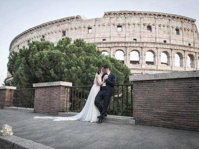 Il matrimonio di Thomas e Silvia a Trevignano Romano, Roma 82