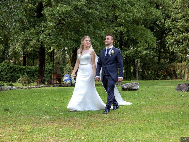 Il matrimonio di Anderson e Giulia a Bollate, Milano 2