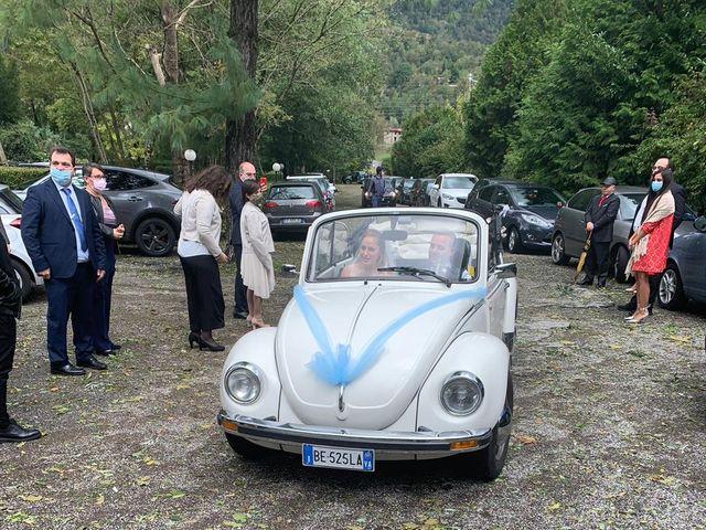 Il matrimonio di Anderson e Giulia a Bollate, Milano 9