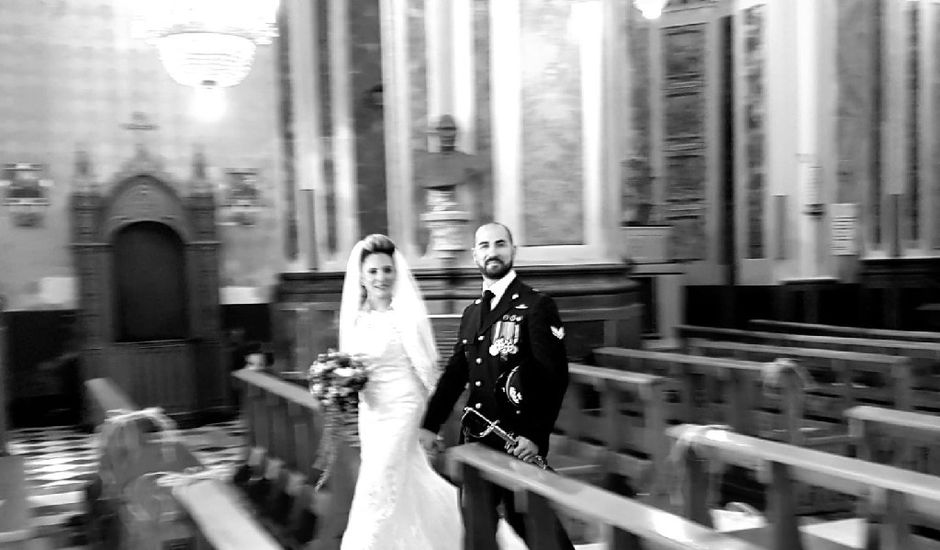 Il matrimonio di Danilo e Patrizia a Trapani, Trapani