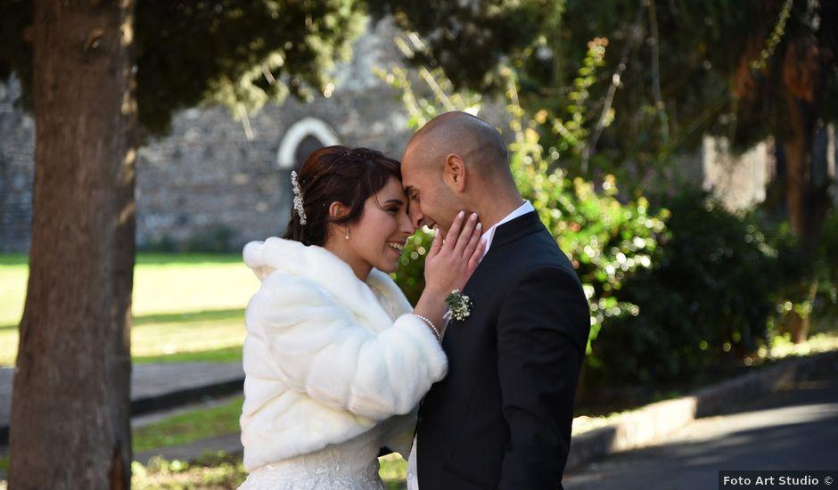 Il matrimonio di Angelo e Eliana a Paternò, Catania