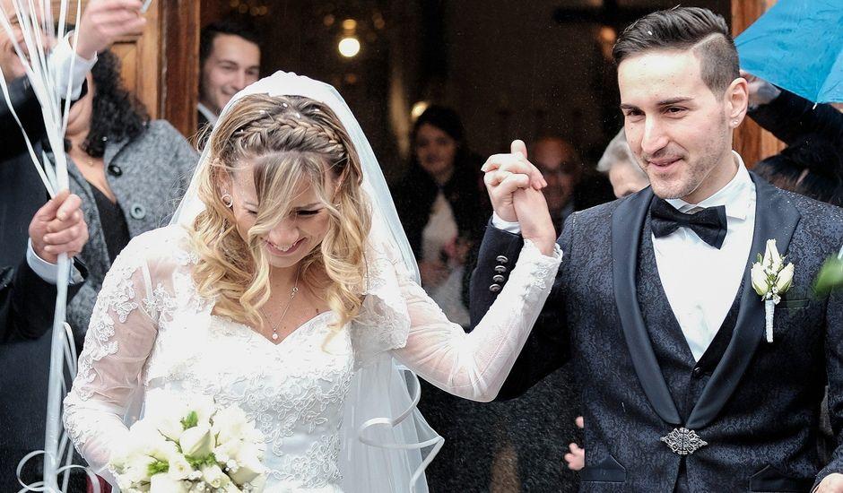 Il matrimonio di Federico e Giovanna a Vico Equense, Napoli