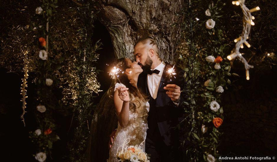 Il matrimonio di Enrico e Serena a Mesagne, Brindisi