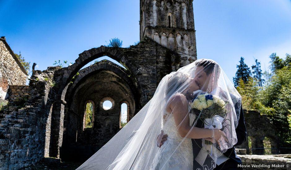 Il matrimonio di Davide e Sara a Santa Margherita Ligure, Genova