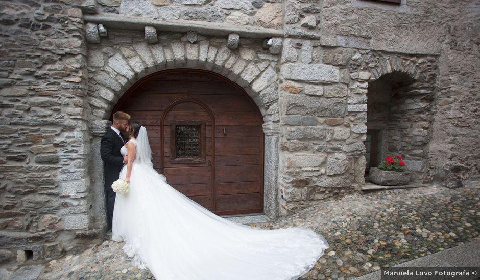 Il matrimonio di Emanuele e Francesca a Mergozzo, Verbania