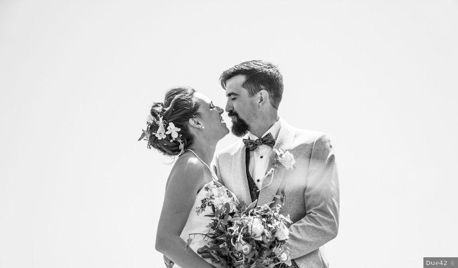 Il matrimonio di Roger e Julie a Nus, Aosta