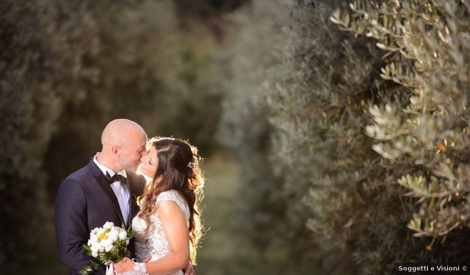 Il matrimonio di Cesare e MariaLuisa a Vetralla, Viterbo