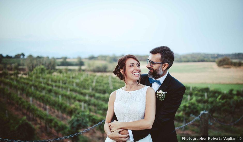 Il matrimonio di Alessandro e Silvia a Cavriana, Mantova
