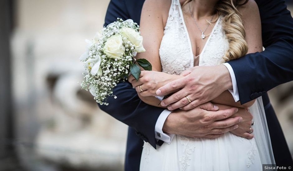 Il matrimonio di Thomas e Silvia a Trevignano Romano, Roma