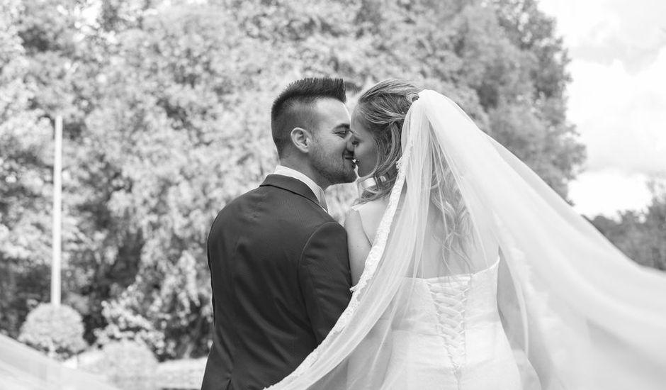 Il matrimonio di Anderson e Giulia a Bollate, Milano