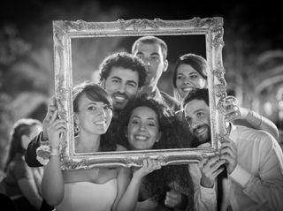 Le nozze di Federica e Demian