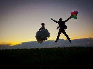 Le nozze di Francesca e Alex 1
