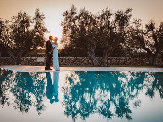 Le nozze di Giovanni e Alessia
