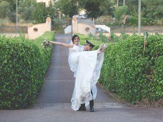 Le nozze di Caterina e Pasquale 1