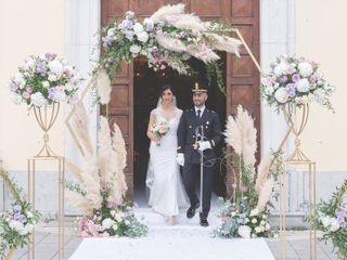 Le nozze di Caterina e Pasquale