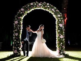 Le nozze di Eliana e Mario