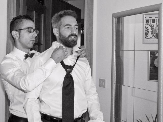 Il matrimonio di Daniele e Sara a Elmas, Cagliari 8