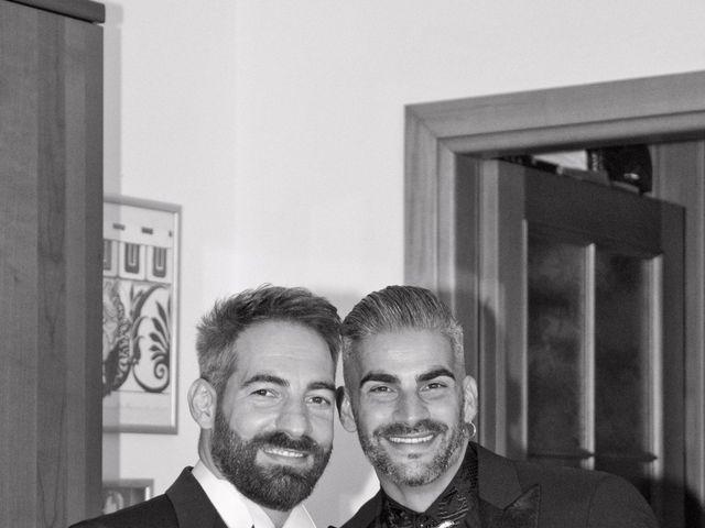 Il matrimonio di Daniele e Sara a Elmas, Cagliari 16