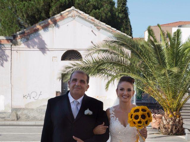 Il matrimonio di Daniele e Sara a Elmas, Cagliari 34