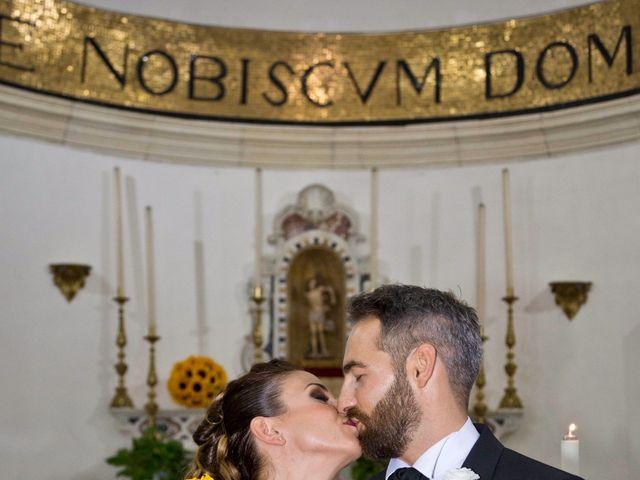 Il matrimonio di Daniele e Sara a Elmas, Cagliari 42