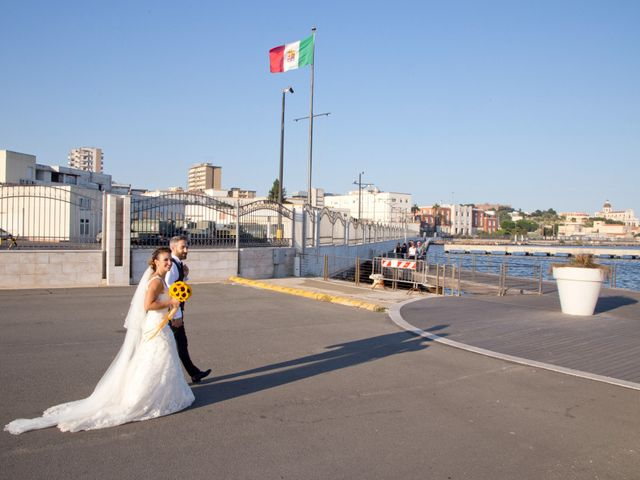 Il matrimonio di Daniele e Sara a Elmas, Cagliari 45