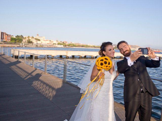 Il matrimonio di Daniele e Sara a Elmas, Cagliari 49