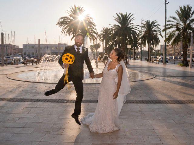 Il matrimonio di Daniele e Sara a Elmas, Cagliari 50