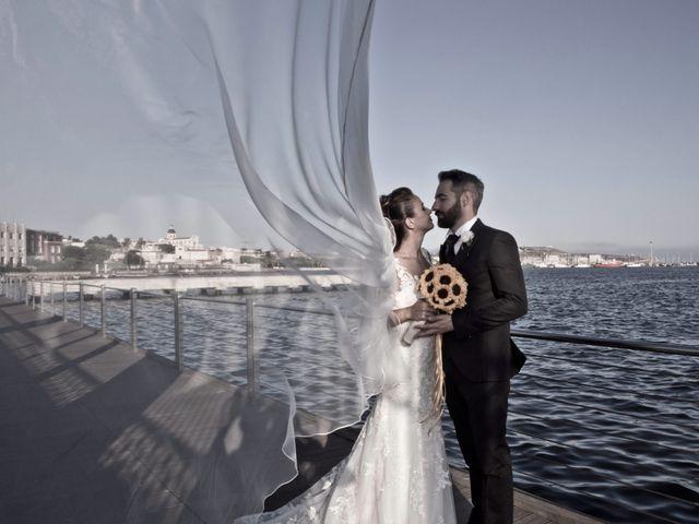 Il matrimonio di Daniele e Sara a Elmas, Cagliari 1