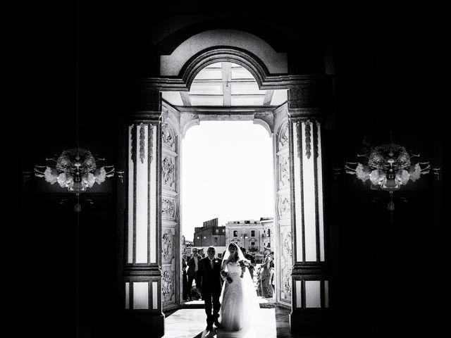 Il matrimonio di Daniele e Rosy a Grammichele, Catania 21